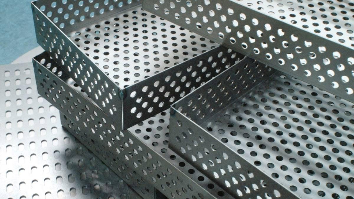 Перфоорація металу